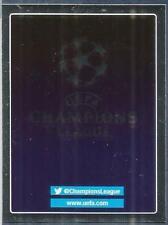 PANINI UEFA CHAMPIONS LEAGUE 2013-14- #001-EMBLEM-SILVER FOIL