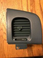 95 96 97 Grand Marquis Crown Vic Passanger Right Dash Vent Turquoise Blue Oem