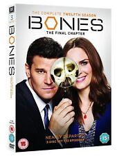 Bones Complete Season 12 DVD Boxset New & Sealed Region 2 UK