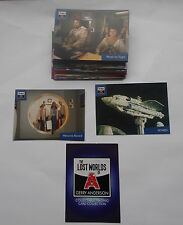 Gerry Andersons lost worlds 54 card base set