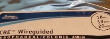 BOSTON SCIENTIFIC M00558500 CRE WIREGUIDED ESOPHAGEAL COLONIC BALLOON 240CM VET
