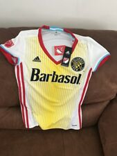 Adidas Columbus Crew Sc Mls Soccer Jersey NWT Size M Womens