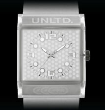 Rubber Band Analogue Square Wristwatches