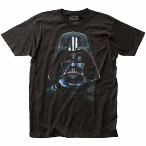 STAR WARS DARTH VADER MASK T-SHIRT X-LARGE SIZE 100% COTTON HIGH QUALITY MENS