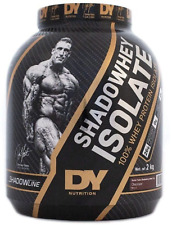 DORIAN YATES DY NUTRITION SHADOW LINE SHADOWHEY PROTEIN 2KG OPENED COOKIES&CREAM