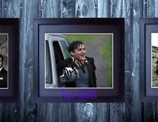 Robin Lord Taylor Oswald Gotham SIGNED AUTOGRAPHED FRAMED 10X8 PREPRINT PHOTO