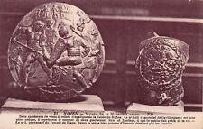 NÎMES 33 musée de la maison carrée deux vases en reliefs vallée du rhône