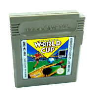 Nintendo World Cup Soccer Jeu Nintendo Game Boy Cartouche Seule PAL