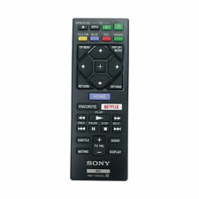 OEM SONY RMT-VB201U Blue-Ray DVD Player with Netflix Button Remote Control
