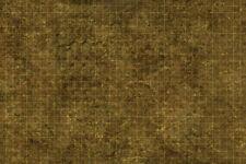 3'x2' PVC Rollenspiel RPG Begegnung Matte ideal für Dungeons und Dragons 1-Zoll-Grid