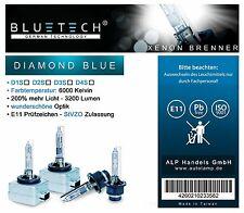 2 x D1S 6000K XENON BRENNER BIRNE LAMPE BLUETECH® für Mercedes E-Klass/TÜV-FREI