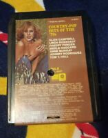 8track Tape Cartridge Country - Pop Hits Of The 70's