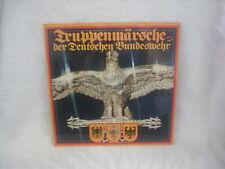 TRUPPENMARSCHE DER DEUTSCHEN BUNDESWEHR / DOUBLE LP / GATEFOLD / 1974