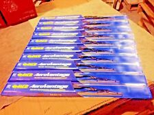 Windshield Wiper Blade ANCO AeroVantage Anco 91-15 PACK OF 10 BRAND NEW SEALED