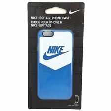 Nike Heritage Phone Case For Iphone 6 / 6S Case , White x Blue