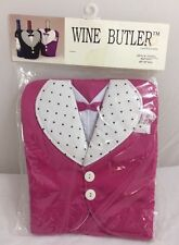 Wine Butler Pink Tux Dress Up Your Wine