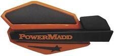 Powermadd - 34205 - Star Series Handguards, Orange/Black