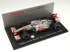 McLaren MP4-27, No.3, Winner Belgium GP 2012 SPARK MODELS 1/43 #S3046