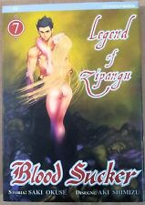 Blood Sucker: Legend of Zipangu n. 7 di Saki Okuse ed.Jpop * NUOVO! * Sconto 50%