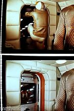 Gerry Anderson's UFO 16mm Colour Film Half Frames - Sky 1 Launch Tube Double