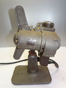 Vintage Used Revere Camera Company model 85 8mm Home Movie Projector Parts