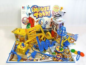 Spare Parts - Mouse Trap Game by MB Games (c) 2006 (the one WITHOUT the diver)