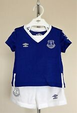 Everton 2015/16 Home Mini Kit by Umbro Size 3-6 Months Brand New With Tags