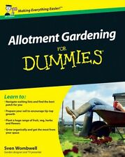 Allotment Gardening For Dummies (Paperback), Wombwell, Sven, 9780470686416