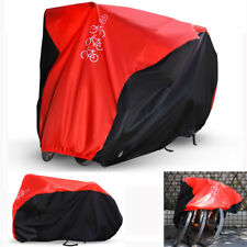 Motorcycle Bicycle Cover Bike Scooter Waterproof Dust Protector For 1/2/3 Bikes