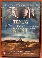 TERUG NAAR DE KUST // KOEN DE BOUW - PIERRE BOKMA  --  !!! DVD   !!!