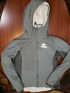 Arc'teryx Women's Atom LT Hoody Jacket Size LG Grey