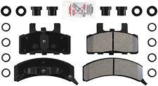 Disc Brake Pad Set-RWD Front Autopartsource ASD369