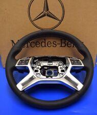 Mercedes g klasse w463 w166 beheizbar AMG GL   Sportlenkrad Lenkrad a1664600418