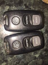 Mazda Key Fob 3 Buttons Tested Working