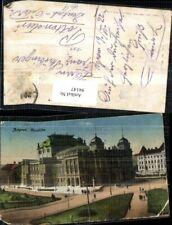 94147,Zagreb Kazaliste Ansicht 1929