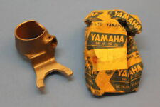 NOS YAMAHA YAS1C AS1 AS2 RD125 TRANSMISSION SHIFT SHIFTER FORK # 183-18511-00-00