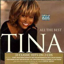 Tina Turner - All the Best [New CD] Rmst