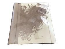 New (Sealed) Wedding Planner Book