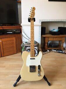 Fender Baja Telecaster 2009 Desert Sand