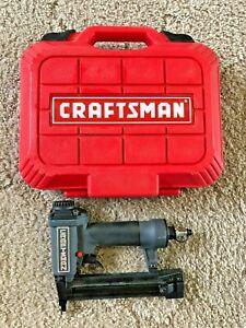 Craftsman 18 Gauge Brad Nailer Model 351.184090