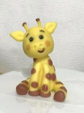 Cake Toppers Edible Decorating Animals Boy Girl Birthday Baby Shower