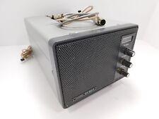 Yaesu SP-901P External Desktop Speaker Matching FT-901DM / 902DM SN 8I020092