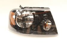 NEW OEM Ford Passenger Side Headlight Assembly Black 7L3Z-13008-EA F-150 2004-08