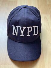 NYPD Official Cap offizielle Cap Police Department New York Polizeimütze