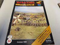 Wargames Illustrated Number 14 October 1988 oop SC