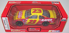 1995 Racing Champions 1:24 CHAD LITTLE #23 Bayer Ford Thunderbird