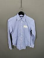 RALPH LAUREN SPORT Shirt - Size UK10 - Striped - Great Condition - Women's