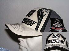 JET PILOT  casquette Moto Flexfit - Brodée - taille unique