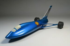 Land Speed Record CO 2 Powered Race Car Miniature Streamlined Bonneville 1 off