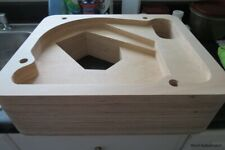 Plinth for Thorens TD124  7 layers  birch plywood